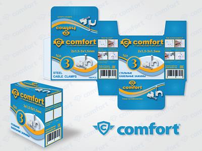 COMFORT_BOX DESIGN graphic design branding vector design