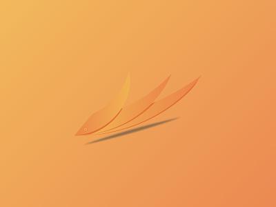 Flat bird Logo । Abu Sayed illustration art app icon branding vector typography logo minimal flat