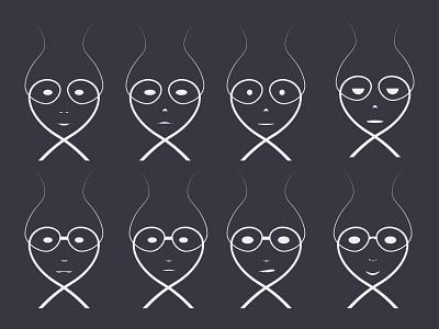 Flat icon design । Abu Sayed art illustration vector logo minimal typography branding app icon flat