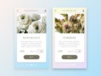 Flowerist App