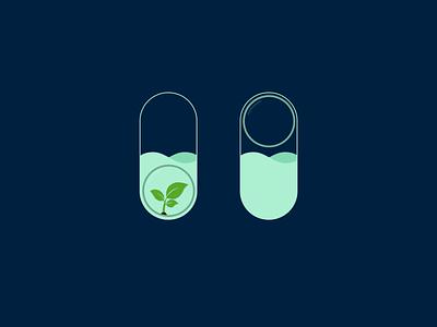 DAILY UI 015 015 switch logo nature natural vector ui design dailyuichallenge daily ui dailyui