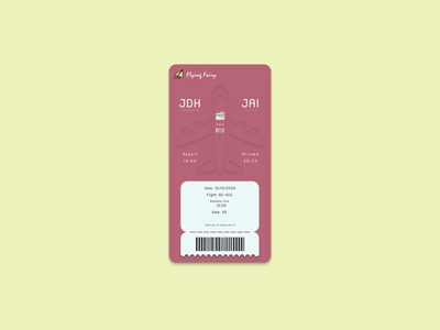 Daily UI 024 boarding pass boardingpass branding app typography vector illustration ui design dailyuichallenge daily ui dailyui
