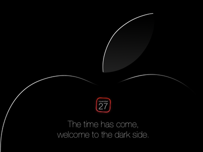 Apple black-friday ad friday black clean apple