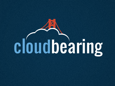 Cloud Logo logo cloud bridge
