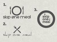 Skip One Meal