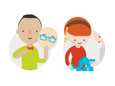 Value Proposition Design pilot interactive character mask blocks personality