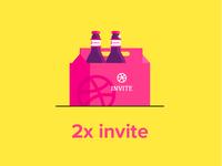 2x invite
