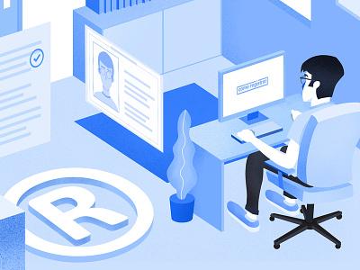 Como Registrar illustrator cc branding illustration