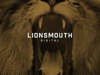 LionsMouth Digital - Hello Dribbble!
