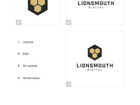 WIP - LionsMouth Digital Brand Guide