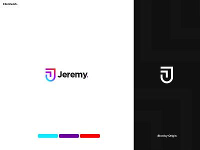 Jeremy™ vector logodesign isotipo icon diseño logotipo logo design branding design branding