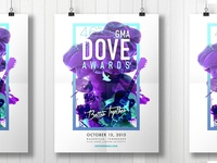 Dove Awards Branding