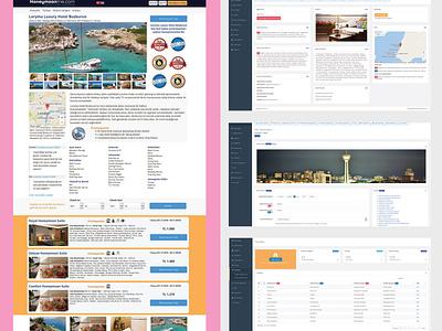 Honeymoon Hotel Booking Project love room booking airbnb hotel booking hotel honeymoon concept php admin panel social media branding web design responsive website responsive design website design webflow website webdesign