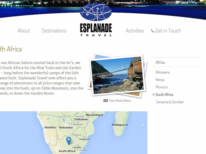 South Africa merriweather photos map navigation terminal dosis