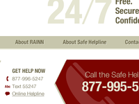 Call Safe Helpline