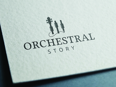 Orchestral Story - Logo