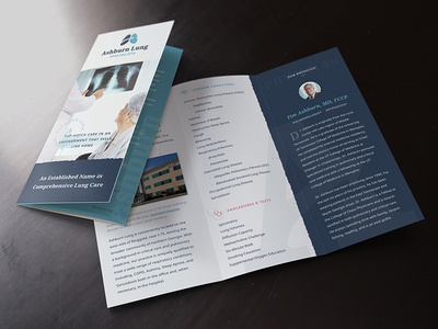 Ashburn Trifold Brochure