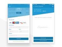 Gotab Payment Screen