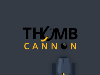 Thumb Cannon Game