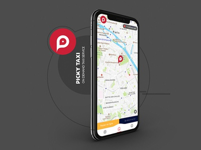 Picky Taxi - Your On Demand Taxi