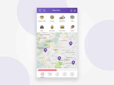 Food Search Nearby