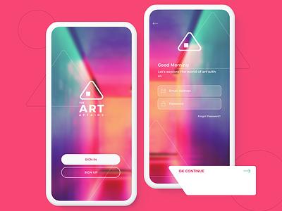 Login Screen UI login design login form login screen android app iphone application graphic design user interface mobile app ios app ui design