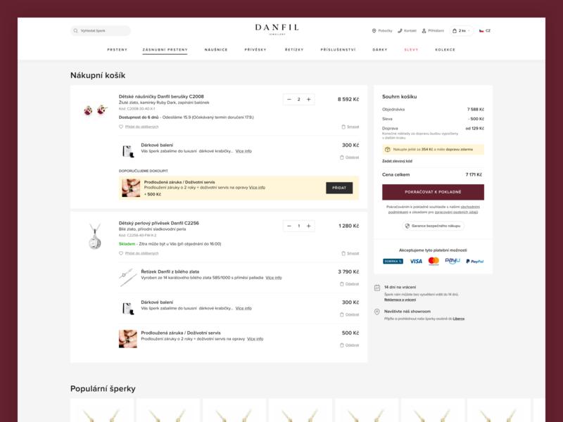 Order process shop website jewellery jewelery jewelry order responsive