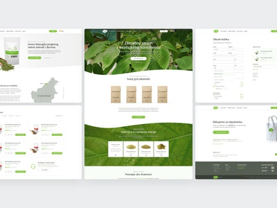 Kratom website final touch error 404 cart order workflow product store shop responsive medicine herbs e-commerce
