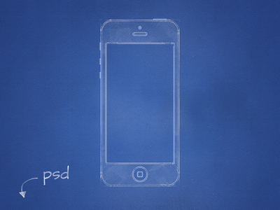 Free psd blueprint mockup by antoni botev dribbble free psd blueprint mockup malvernweather Gallery