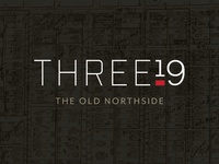 Three 19 Condo Building Logo