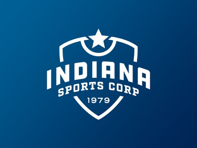 A new look for Indiana Sports Corp brand guide athletes sports logo branding rebrand