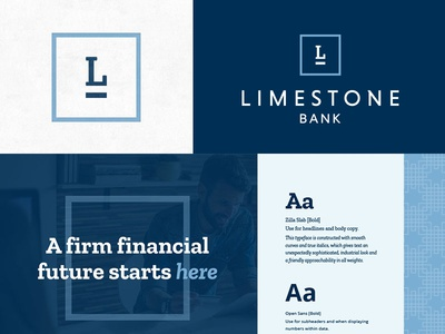 Limestone Bank brand launch