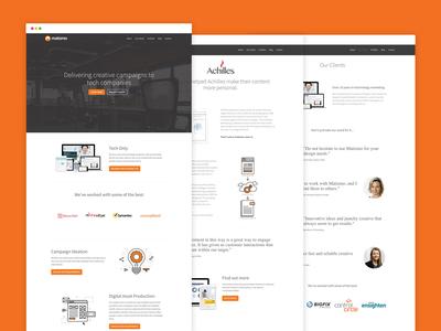 Matizmo website