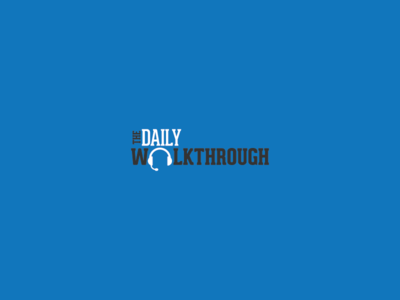 The Daily Walkthrough Logo