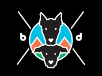 Team Black Dog logo