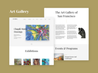 Art Gallery WordPress Theme - Arte