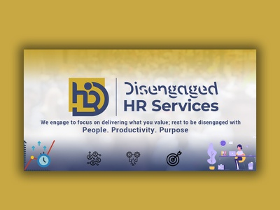 Facebook Cover design for HR Services fashion facebook post design facebook ads facebook facebook banner facebook cover vector md amran mdamran minimal amran5r graphic design design branding