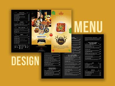 MENU DESIGN mdamran md amran design branding graphic design amran5r menu design menu designer menu