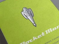 Rocketman Bcard