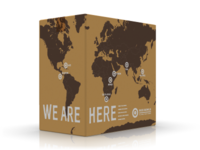 Rice Bowls (shipping box) design