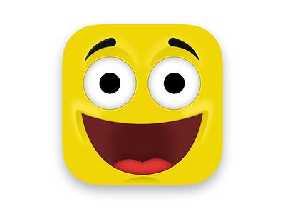 Emoji App Icon ios emoji icos icon app