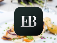 iOS app icon for Eat Bits