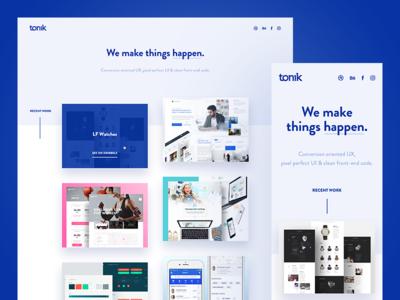 Tonik.pl v2.0 ⚡️