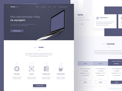 vpower — wireframe mockup user interface user experience purple typography product homepage website webdesign web simple minimal clean wireframes ux ui icons testimonials pricing landing page