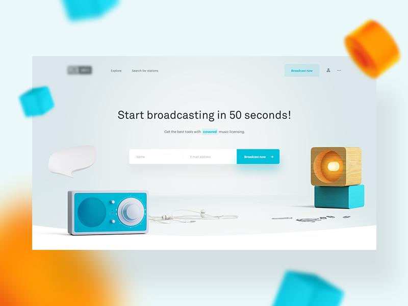 📻 Internet broadcasting (WIP)