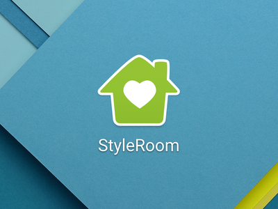 StyleRoom app icon for Android (wip) interior design icon android styleroom