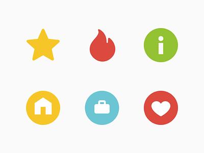 StyleRoom user icons glyph mobile styleroom app icon