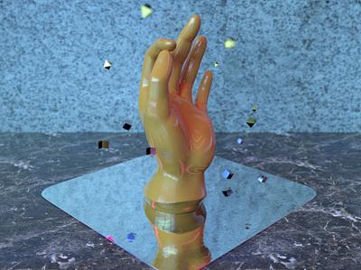 Abstract Mini Series _01 3d dimensions dimensions adobe 3d graphicdesigner 3d render emilioriosdesigns
