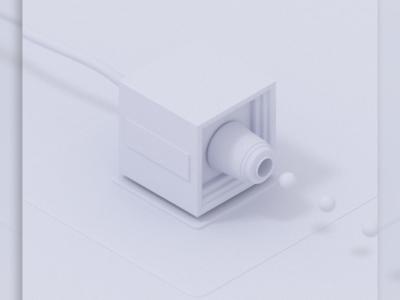 Pew Pew render graphicdesigner 3d render 3d blender emilioriosdesigns