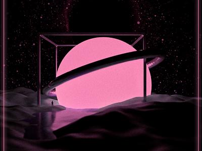 In The Unknown graphicdesigner 3d render 3d blender emilioriosdesigns